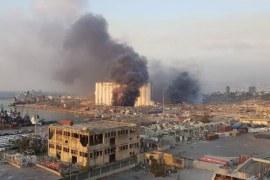 Lübnan Beyrut'ta Büyük Patlama Altındaki Sırlar