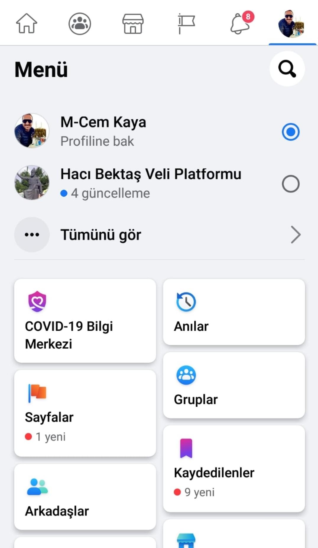 Facebook Sayfa Uygulaması Sorunu